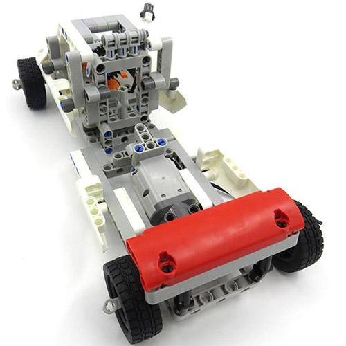 Радиоуправляемый конструктор 10 в 1 Human Torch (224 деталь) - Изображение