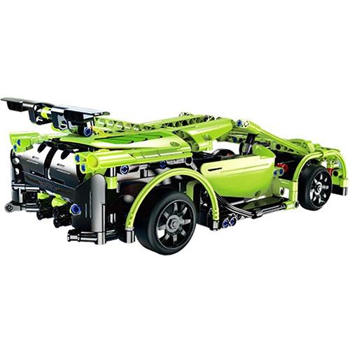 Радиоуправляемый Конструктор Lamborghini (453 деталь, 30 см.) - Фотография