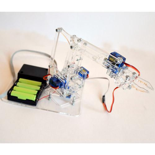 Конструктор робо-рука (движение во всех направлениях) - Фото