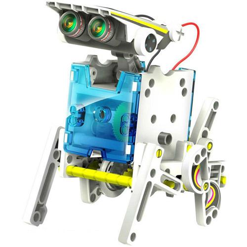 Конструктор Роботостроение 14 в 1 (198 деталей,  32 см.)