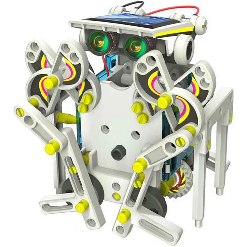 Конструктор Роботостроение 14 в 1 (198 деталей,  32 см.) - В интернет-магазине