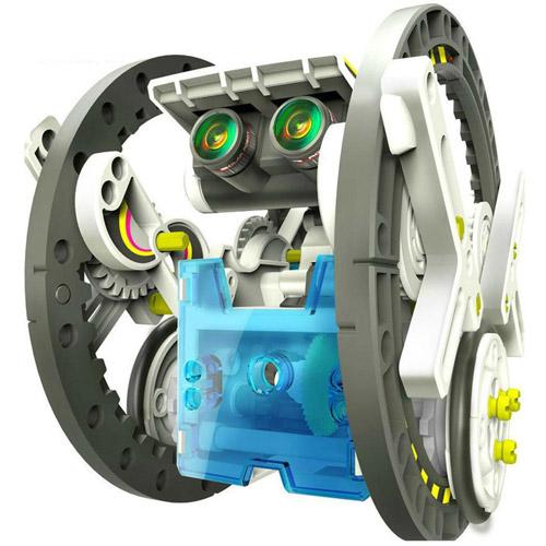 Конструктор Роботостроение 14 в 1 (198 деталей,  32 см.) - Фотография