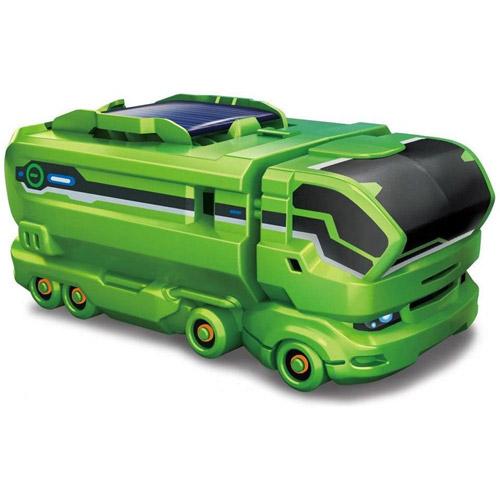 Конструктор Автомобильный парк 7 в 1 (55 деталей,  25 см.) - В интернет-магазине