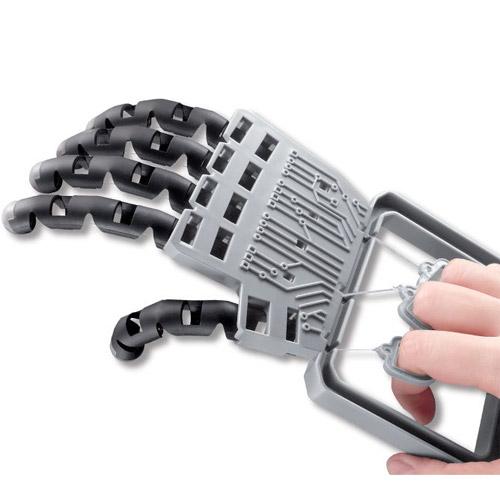 Модель для сборки Роботизированная рука (22 см.)