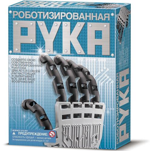 Модель для сборки Роботизированная рука (22 см.) - Фотография