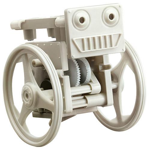 Конструктор Солнечный робот 3 в 1 (24 см.)