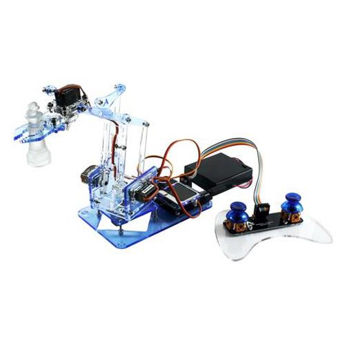 Конструктор робо-рука (движение во всех направлениях) - В интернет-магазине