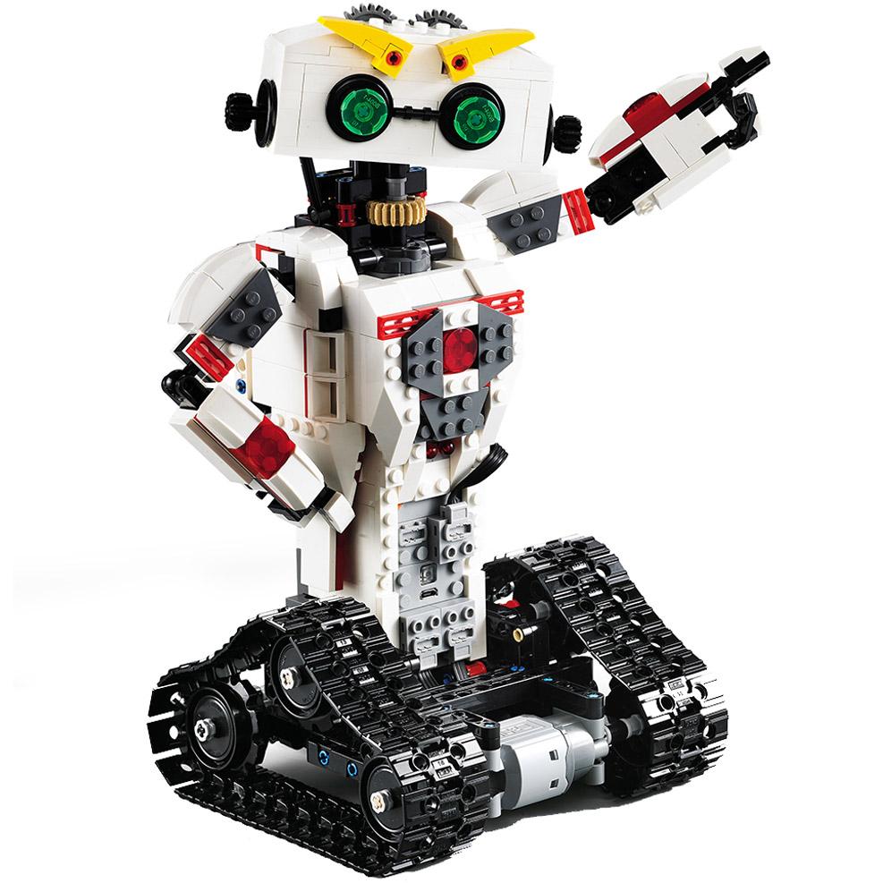 Радиоуправляемы Конструктор Робот KAKA или скорпион 2 в 1 (710 деталей, 28 см.) - В интернет-магазине