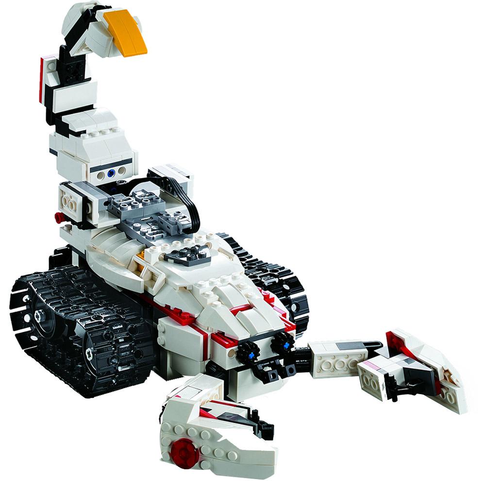 Радиоуправляемы Конструктор Робот KAKA или скорпион 2 в 1 (710 деталей, 28 см.) - Фотография