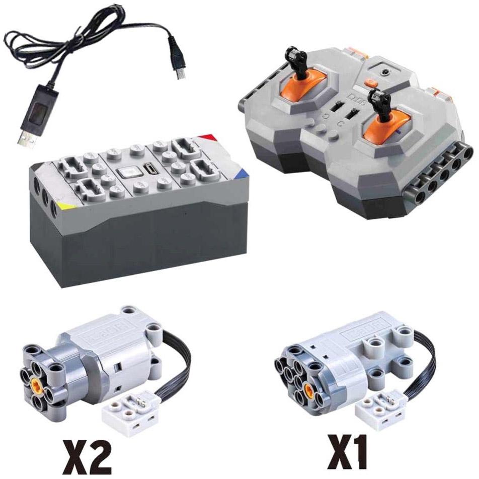 Радиоуправляемы Конструктор Робот KAKA или скорпион 2 в 1 (710 деталей, 28 см.) - Изображение
