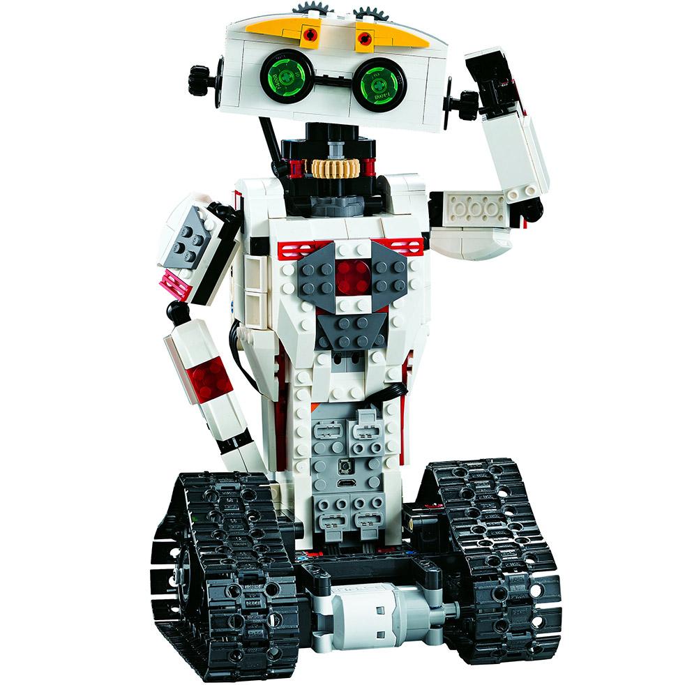 Радиоуправляемый Конструктор Робот KAKA или скорпион 2 в 1 (710 деталей, 28 см.)