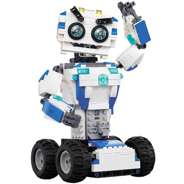 Радиоуправляемый Конструктор Робот DADA 2 в 1 (606 деталей, 28 см.)