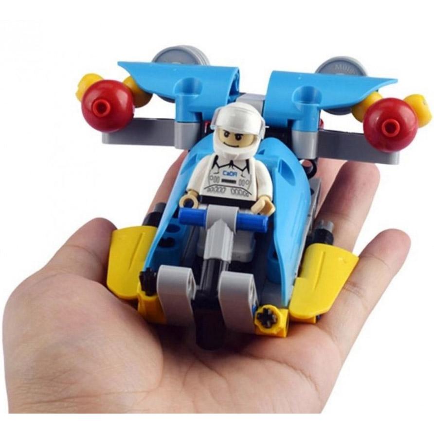 Конструктор Звездный десант Star Fighter (94 детали)