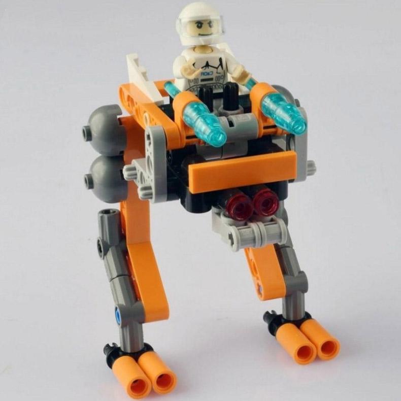 Конструктор Звездный десант Battle Droid (103 детали) - В интернет-магазине