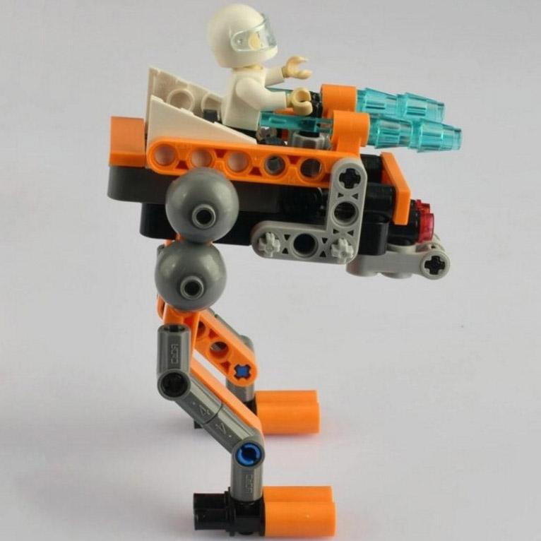 Конструктор Звездный десант Battle Droid (103 детали) - Фото
