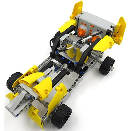 Радиоуправляемый конструктор 10 в 1 Bumblebee (198 деталей, 28 см.)