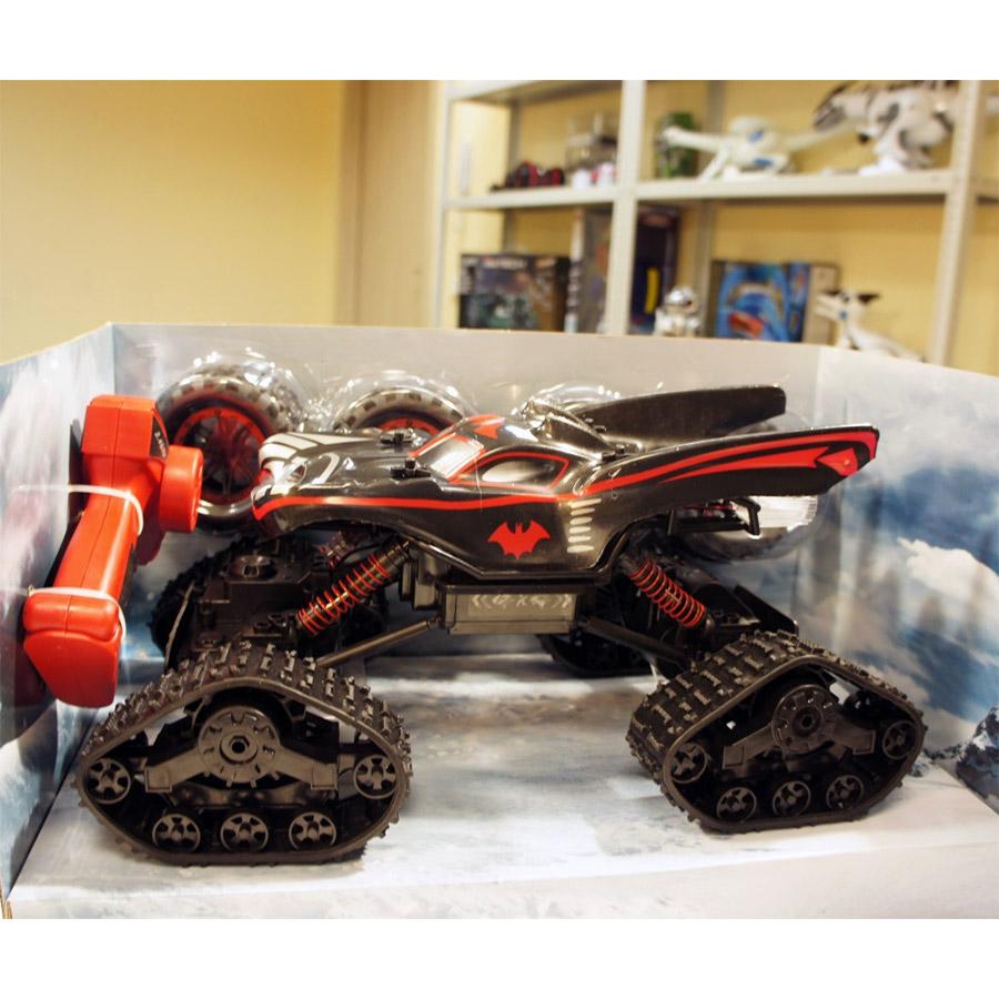 Радиоуправляемый Джип-Краулер Бэтмобиль (2 в 1, 4x4, 1:12, 36 см.) - В интернет-магазине