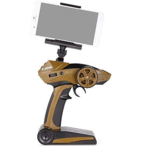 Радиоуправляемый Краулер Crazon с FPV трансляцией видео (1:16, 31 см) - Фото