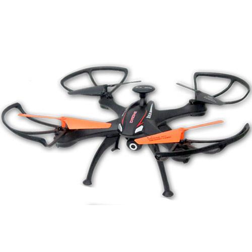Оранжевый Квадрокоптер RQ77-14 с видео (33 см, 2.4Ghz)