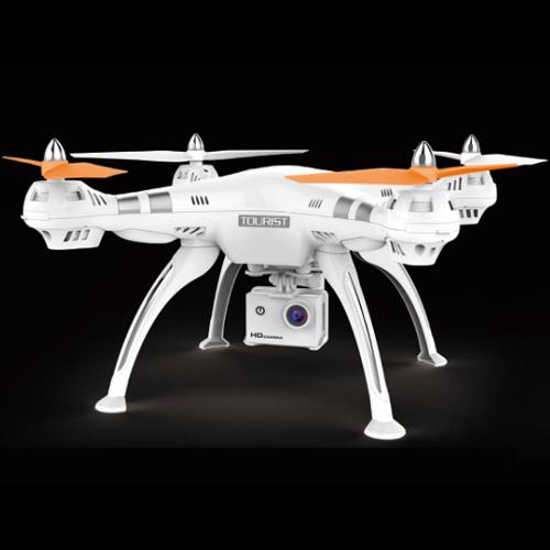 Квадрокоптер DWI T01S с GPS (36 см)