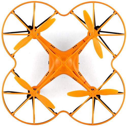 Радиоуправляемый Микро-Квадрокоптер Sky Phantom (12 см, 2.4Ghz) - Картинка