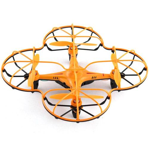Радиоуправляемый Микро-Квадрокоптер Sky Phantom (12 см, 2.4Ghz)