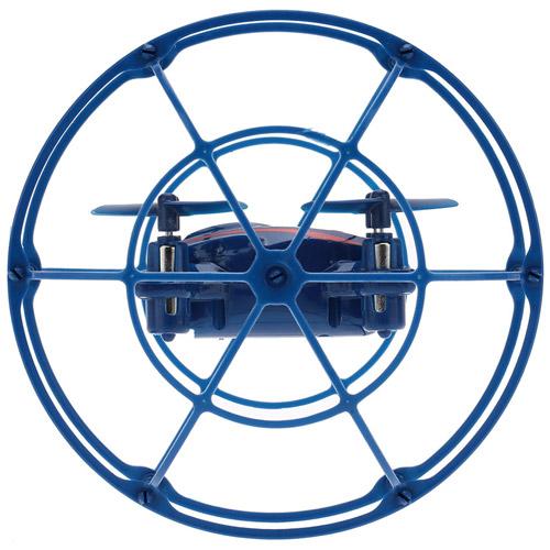 Радиоуправляемый мини Квадрокоптер в сфере из сетке (2.4Ghz, 10 см) - Картинка