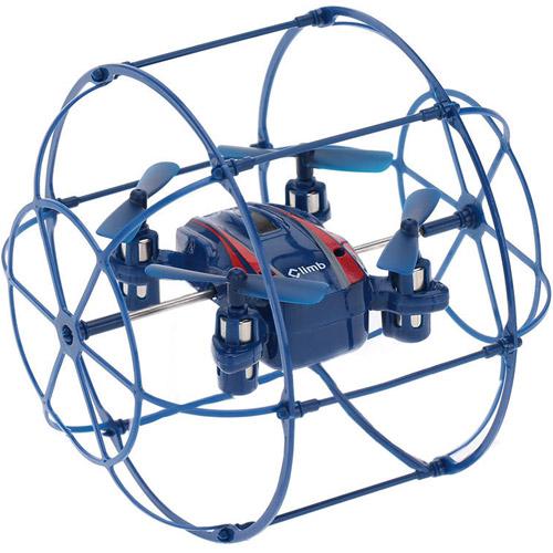 Радиоуправляемый мини Квадрокоптер в сфере из сетке (2.4Ghz, 10 см)