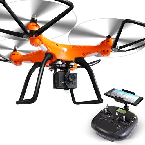 Квадрокоптер 899C с GPS (48 см) - Фото