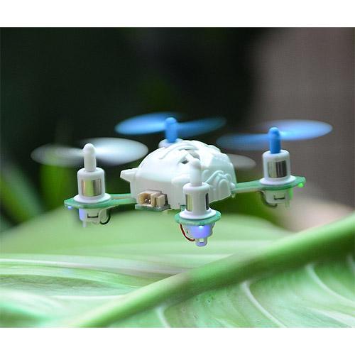 Радиоуправляемый мини-квадрокоптер - Фотография