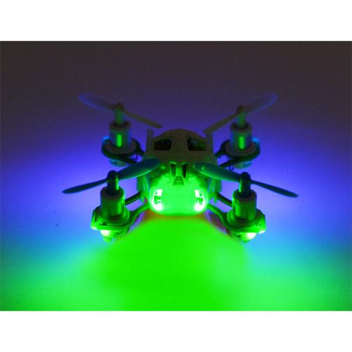 Радиоуправляемый мини-квадрокоптер - Картинка