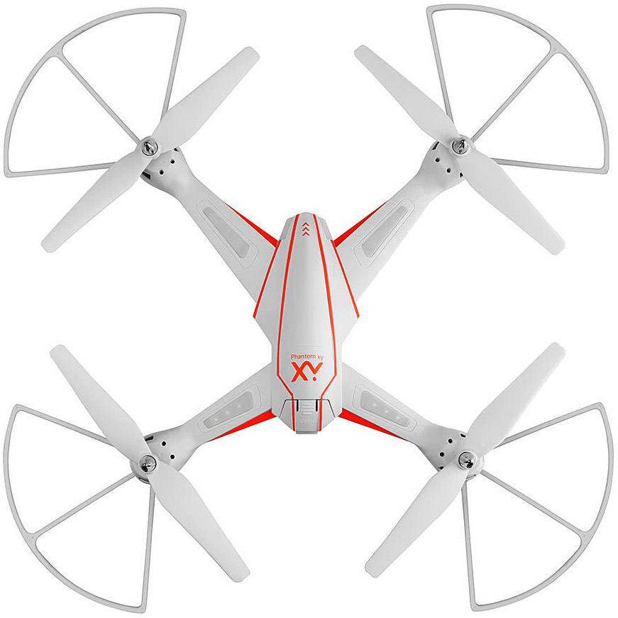 Квадрокоптер Q696 с трансляцией HD-видео (50 см, 2.4Ghz) - Фото