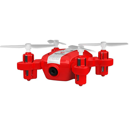 Мини-Квадрокоптер Шпион (8 см, трансляция видео, для iPhone и Android) - В интернет-магазине