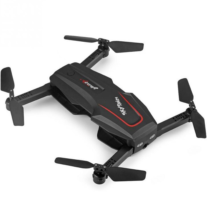 Складной Квадрокоптер Sky Dancer с трансляцией видео (26 см, 2.4Ghz)