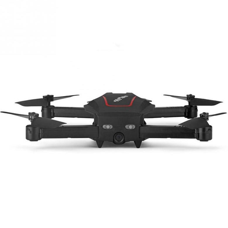 Складной Квадрокоптер Sky Dancer с трансляцией видео (26 см, 2.4Ghz) - Фотография