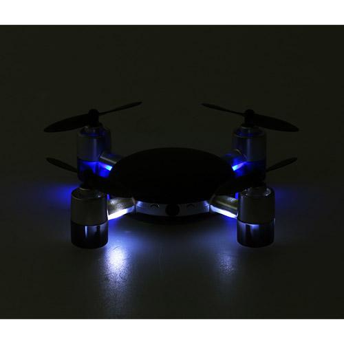 Микро-квадрокоптер X916H с трансляцией видео (13 см, 2.4GHz) - Фотография