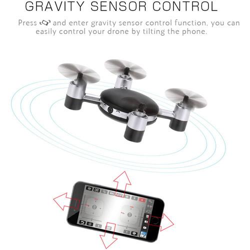 Микро-квадрокоптер X916H с трансляцией видео (13 см, 2.4GHz) - Фото