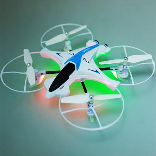 Квадрокоптер Syma X14W с трансляцией HD видео (24 см, 2.4Ghz) - Фото