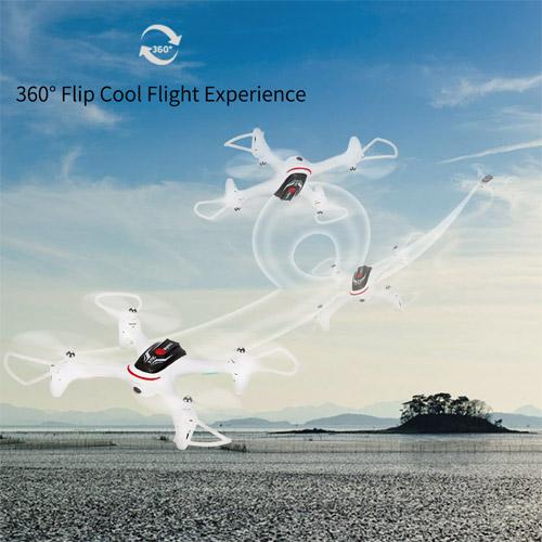 Квадрокоптер Syma X15W с трансляцией видео (22 см, 2.4Ghz) - Картинка