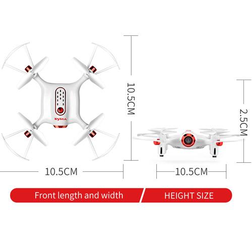 Мини-квадрокоптер Syma X20W с трансляцией видео (10 см, 2.4GHz) - В интернет-магазине