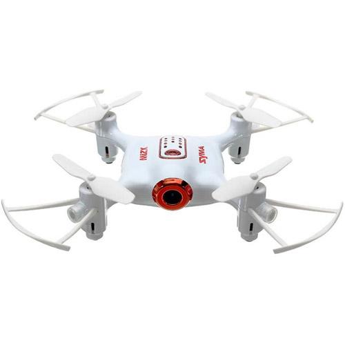 Микро-квадрокоптер Syma X21W с трансляцией видео (720p, 13 см, 2.4GHz) - В интернет-магазине