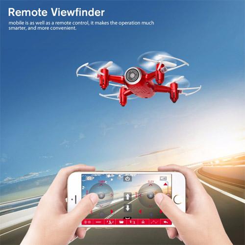 Квадрокоптер Syma X22W с трансляцией видео (14 см, 2.4Ghz) - В интернет-магазине