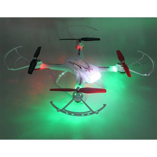 Большой радиоуправляемый Квадрокоптер Syma X54HC с видеокамерой (37 см, 2.4Ghz) - В интернет-магазине