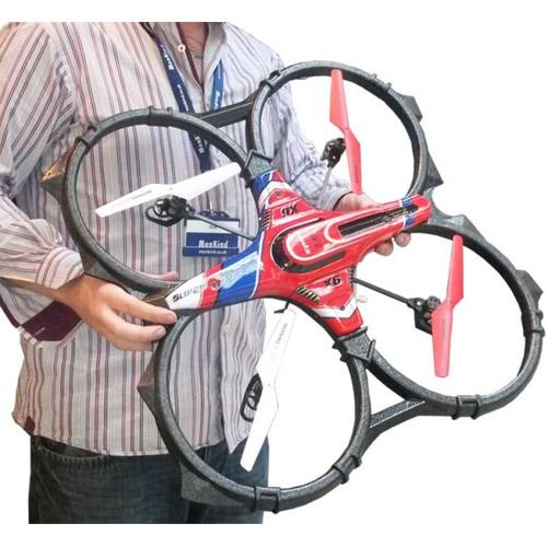 Квадрокоптер-гигант Syma X6 с пультом управления (58 см, 2.4Ghz) - В интернет-магазине