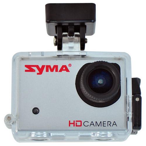 Большой Радиоуправляемый Квадрокоптер Syma X8G с камерой GoPro и трансляция видео (50 см, 2.4Ghz) - В интернет-магазине
