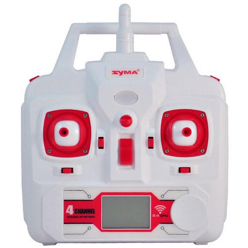Большой Радиоуправляемый Квадрокоптер Syma X8G с камерой GoPro и трансляция видео (50 см, 2.4Ghz) - Изображение