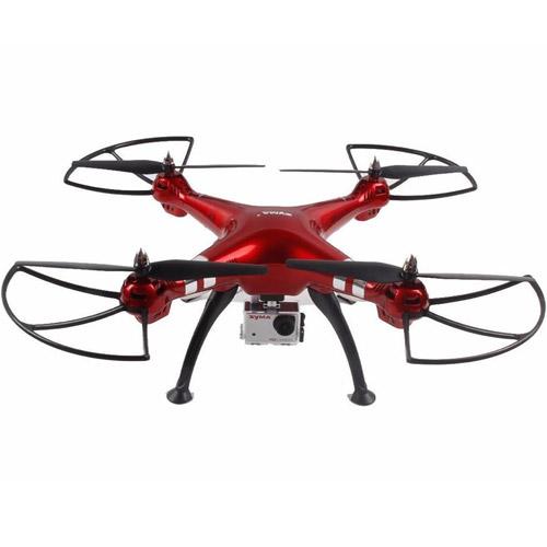 Большой Квадрокоптер Syma X8HG с камерой GoPro и трансляция видео на радиоуправление - Картинка