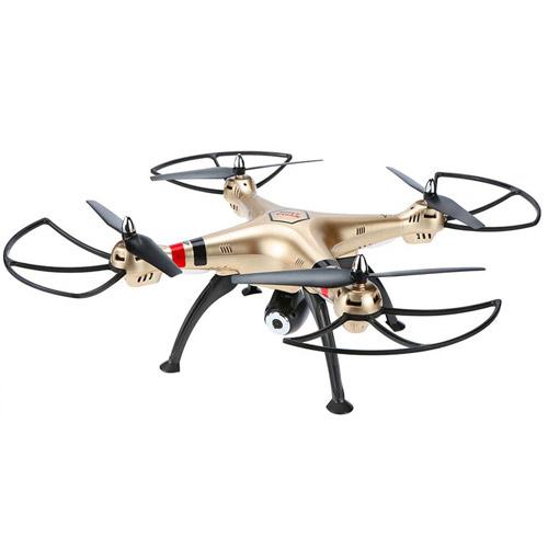 Радиоуправляемый Квадрокоптер Syma X8HW с трансляцией видео в реальном времени - В интернет-магазине