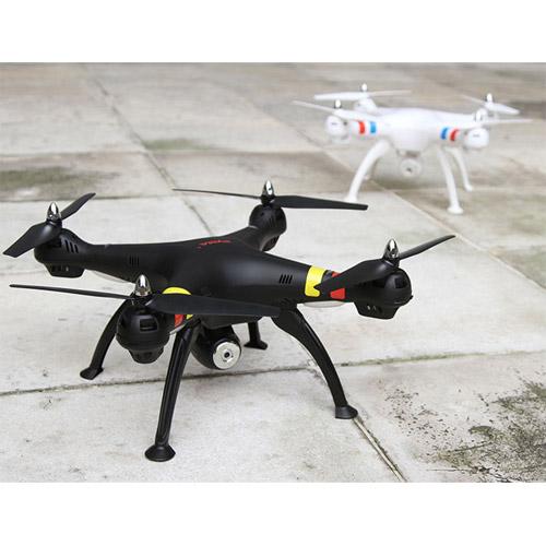 Радиоуправляемый Квадрокоптер Syma X8W с трансляцией видео в реальном времени - В интернет-магазине