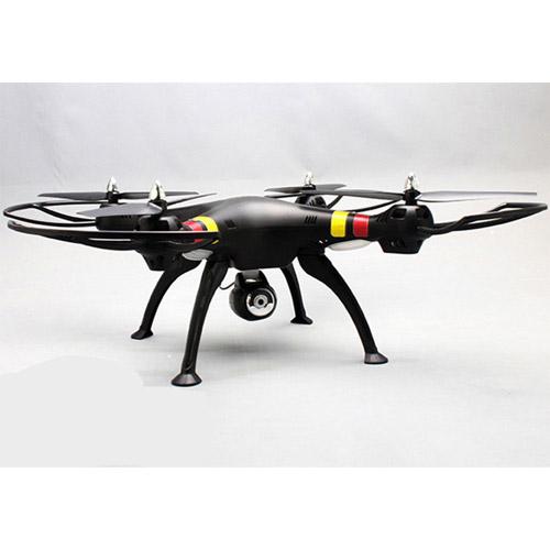 Радиоуправляемый Квадрокоптер Syma X8W с трансляцией видео в реальном времени